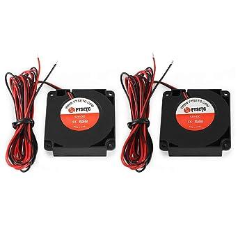 FYSETC Impresora 3D CR-10 partes 4010 ventilador 40 x 40 x 10 mm ...