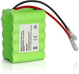 Amityke 18V 2.2Ah Battery SV780 Replacement Compatible with Shark SV780-N XB780N SV760 Series SV780_N_14 SV780N