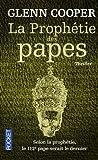 vignette de 'La prophétie des papes (Glenn Cooper)'