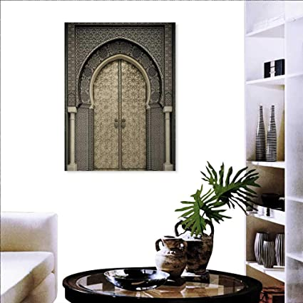 Amazon Com Moroccan Canvas Print Wall Art Painting For Home Decor