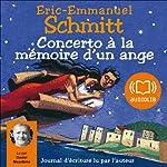 Concerto à la mémoire d'un ange | Éric-Emmanuel Schmitt