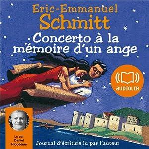 Concerto à la mémoire d'un ange | Livre audio