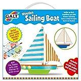 Galt Toys Wooden Sailing Boat