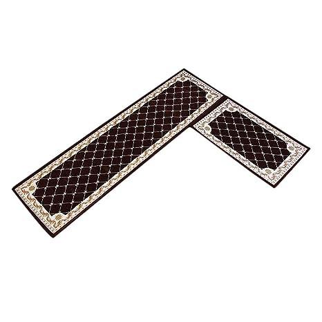 Amazon.com: LAAN Kitchen Floor Mats Long Anti-Slip Absorbent ...