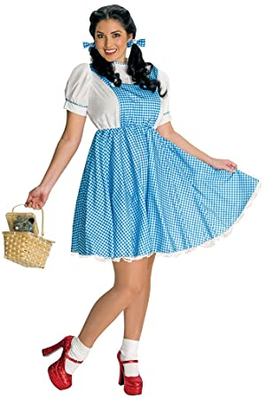 8568955e1590c Fancy Dress Costume - XL Wizard of Oz - Dorothy  Amazon.co.uk  Toys ...