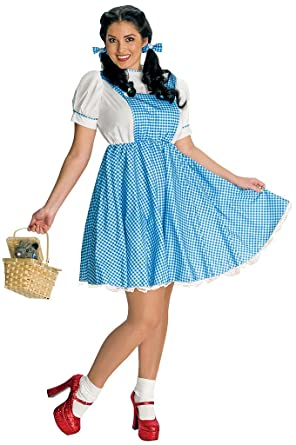 Dorothy Costume - Plus Size - Dress Size 16-22  sc 1 st  Amazon.com & Amazon.com: Dorothy Costume - Plus Size - Dress Size 16-22: Clothing