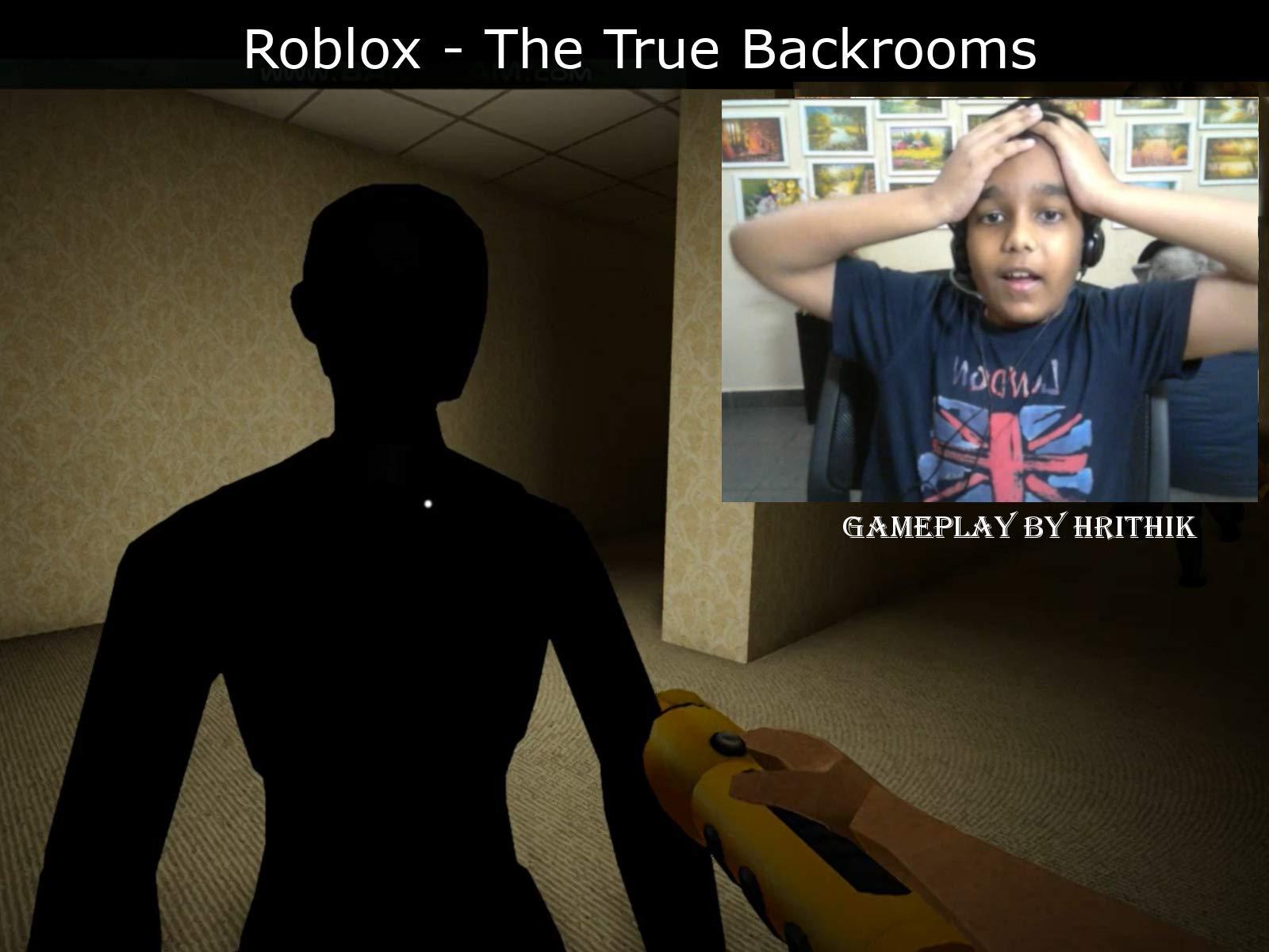 Amazon com: Clip: Roblox Gameplay Hrithik: Hrithik