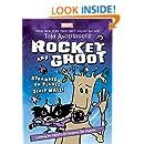 Rocket and Groot: Stranded on Planet Strip Mall! (Marvel Middle Grade Novel)