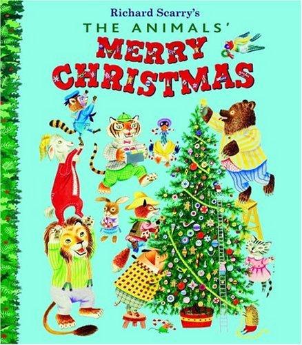 The Animals' Merry Christmas (Little Golden Books (Random House)) by Kathryn Jackson (2005-09-13)
