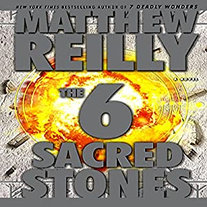 The 6 Sacred Stones Audiobook