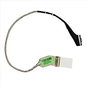 Zahara LCD LVDS LED Screen Display Cable Replacement for HP G72 AX8 DD0AX8LC000 DD0AX8LC001 DD0AX8LC002 LH31