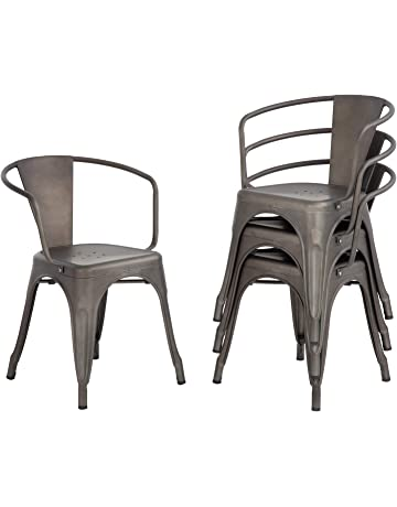 Outstanding Patio Dining Chairs Amazon Com Gmtry Best Dining Table And Chair Ideas Images Gmtryco