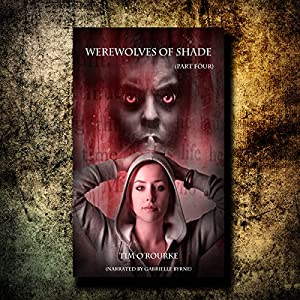 Werewolves of Shade: Beautiful Immortals, Book 4 Audiobook