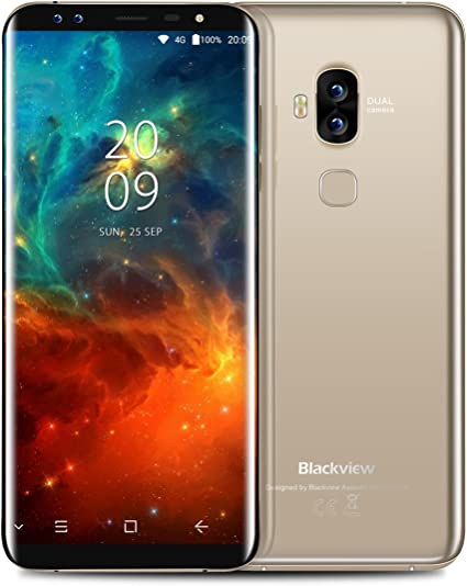 Blackview S8 4G Smartphone 5.7 Pulgadas Android 7.0 MTK6750T Octa ...