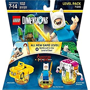 lego dimensions adventure time level pack [object object]