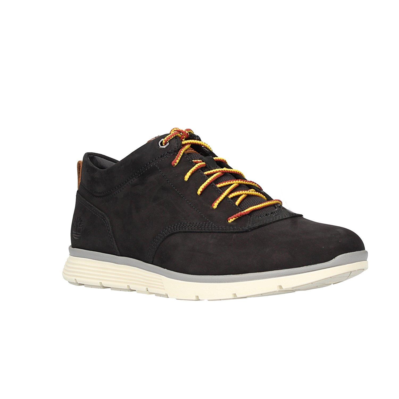 77d946afaf Timberland Mens Killington Half Cab Black Nubuck Boots 44.5 EU   Amazon.co.uk  Shoes   Bags