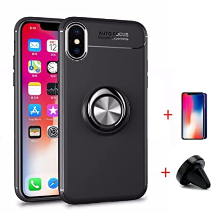 Amazon.com: iPhone 8 Funda, iPhone 7 8 Plus X funda, soporte ...