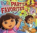 Dora the Explorer Party Favorites