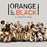 Orange Is The New Black 2016 Wall Calendr