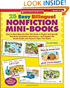 #8: 25 Easy Bilingual Nonfiction Mini-Books: Easy-to-Read Reproducible Mini-Books in English and Spanish That Build Vocabulary and Fluency—and Support the ... Science Topics You Teach (Teaching Resources)