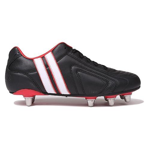 Patrick Power X Niños Botas de Rugby Tacos Sport Guantes Sport Tacos Guantes: Amazon.es: Zapatos y complementos