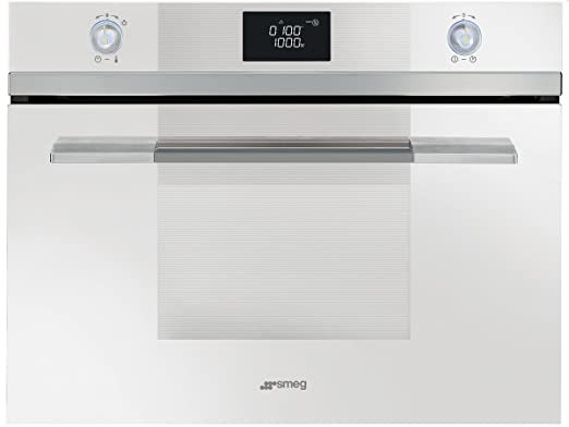 Smeg SF4120MB Integrado 40L 1000W Blanco - Microondas ...