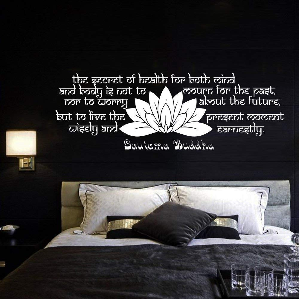 Amazon.com: Wall Decal Quote Vinyl Sticker Decals Quotes ...