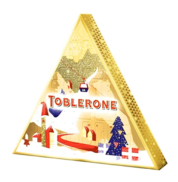 Toblerone Advent Calendar 200 Grams