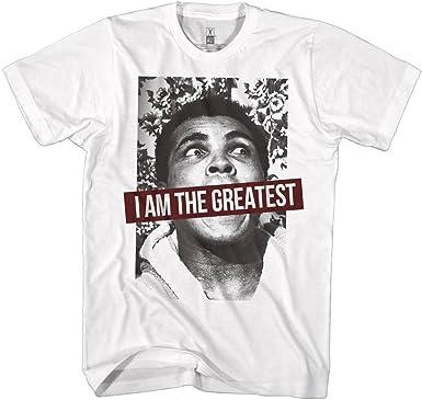 Goat Muhammad Ali American Classics Adult T-Shirt