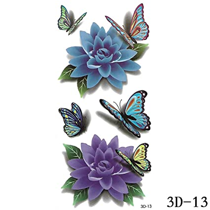 9 piezas pegatinas de tatuaje pegatinas de tatuaje Gato inglés ...