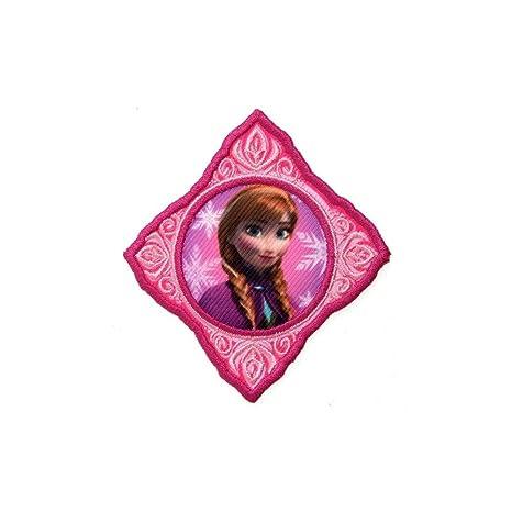 Hierro En Tela Motivo-LPM11 Elsa de Frozen-Oficial Disney Motif