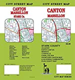 Canton OH / Massillon / Stark County, Ohio Street Map