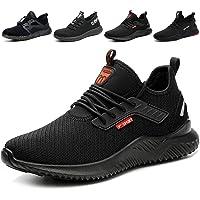 SUADEEX Zapato Seguridad Zapatos Trabajo con Puntera