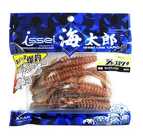 ISSEI(イッセイ) ワーム ルアー 海太郎 ジャコバグ 4 #018 ロックフィッシュSPの商品画像