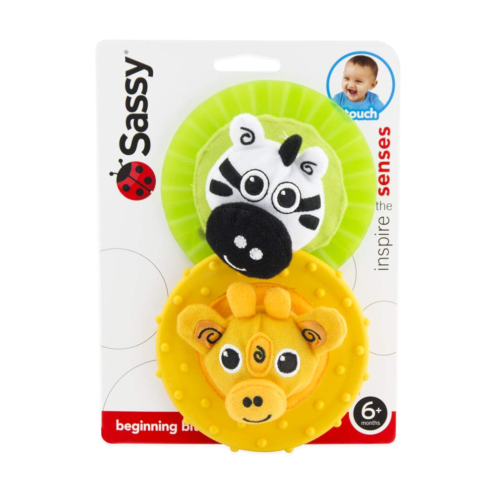 Sassy Beginning Bites Teethers 80028