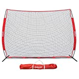 GoSports Portable 12' X 9' Sports Barrier Net - Great for Any Sport Includes Carry Bag