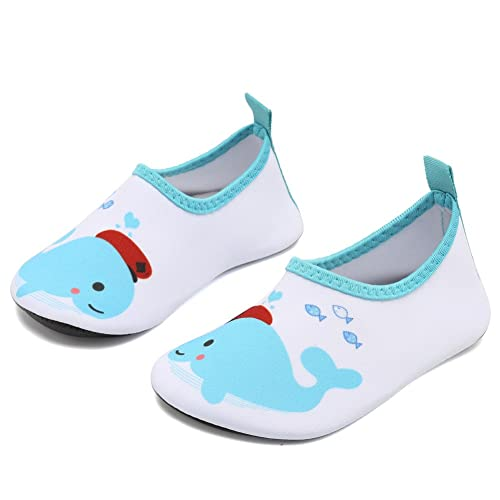 61f3c06fc602 CIOR Fantiny Water Shoes Baby Boys Grils Swim Shoes Unisex Infant Barefoot  Skin Aqua Socks for