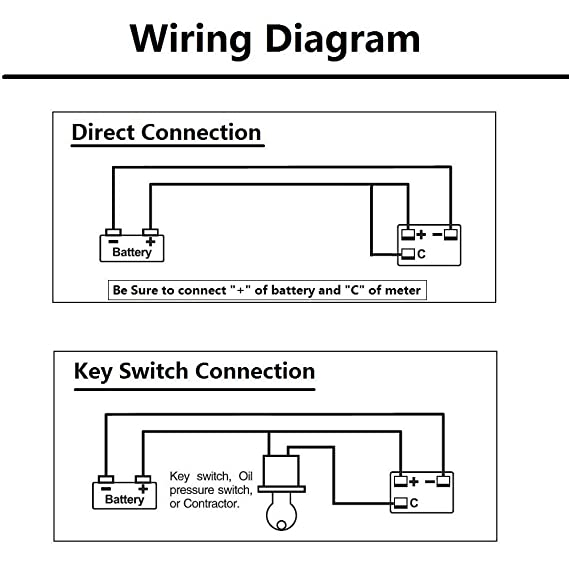 amazon com searon 36v volt led battery status charge indicator rh amazon com