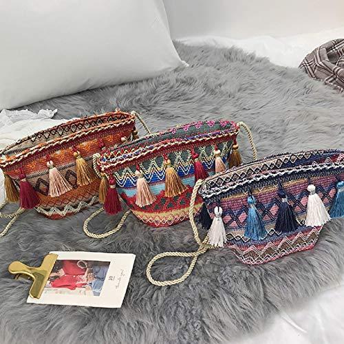 Bolso Pequeño Bandolera Barlingrock Versátil Mujeres Y Con El De Correa Hombro Cuadrado B ¡regalo Valentín Para San Ligero Elegante Mujer rrxzdq