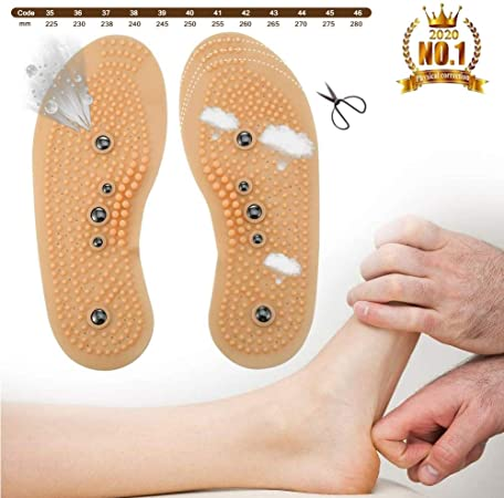 Magnetic Therapy Massage Insole