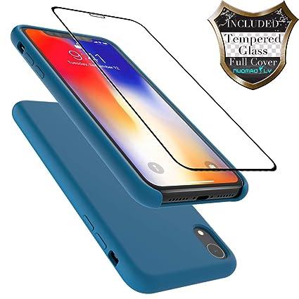 Amazon.com: Nuomaofly - Carcasa para iPhone XR de 6,1 ...
