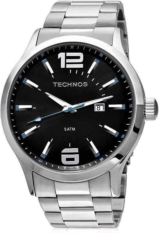 Relógio analógico, da Technos