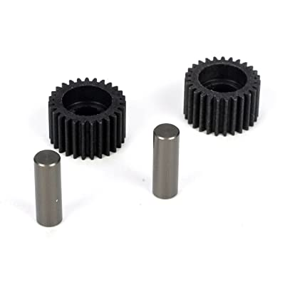 TEAM LOSI RACING Idler Gear & Shaft (2): 22, TLR2966: Toys & Games