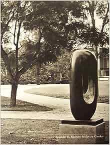 Franklin D Murphy Sculpture Garden Ucla Arts Council Books