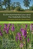 The Habitats Directive in Its EU Environmental Context : European Nature's Best Hope?, , 1138019585