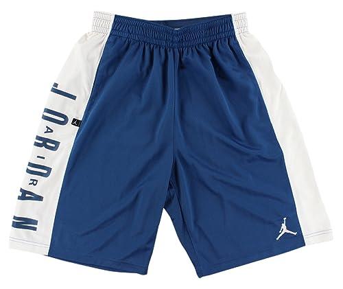 108ea6ebace8 Jordan Air Highlight Basketball Shorts Mens Style   657722 French  Blue White  Amazon.ca  Shoes   Handbags
