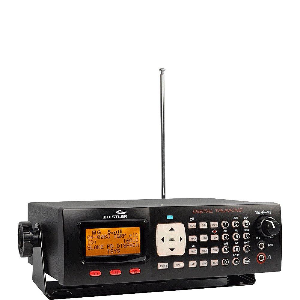 WHIWS1065 - WHISTLER WS1065 Digital Desktop Radio Scanner