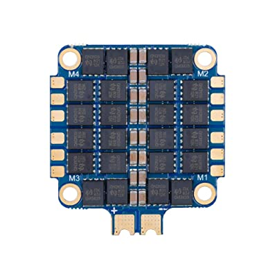 iFlight SucceX-E 45A BLHeli_S 4-in-1 ESC 2-6s Electronic Speed Controller Support DSHOT600 for FPV Racing Drone Quadcopter: Toys & Games [5Bkhe0303527]