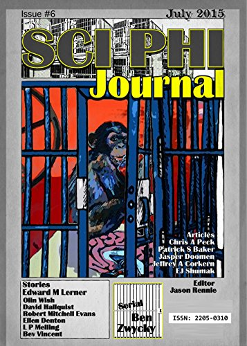 Sci Phi Journal #6: July 2015: The Journal of Science Fiction and Philosophy