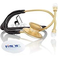 MDF® Acoustica® Deluxe Estetoscopio ligero de doble cabeza